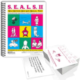 S.E.A.L.S. II Book & Card Set