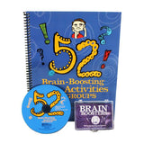 52 Brain Boosting Activities for Groups Set