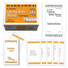 Dr. Playwell's Card Game Series, Coping With Stress