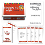 Dr. Playwell's Card Game Series, Controlling Your Anger