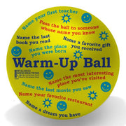 Warm Up Ball