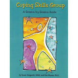 Coping Skills Group Book and Cards