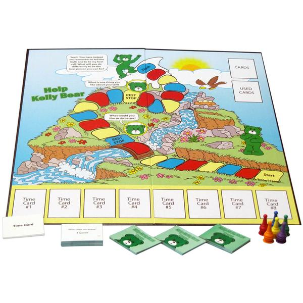Help Kelly Bear Board Game