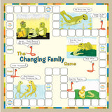 Changing Family Board Game*