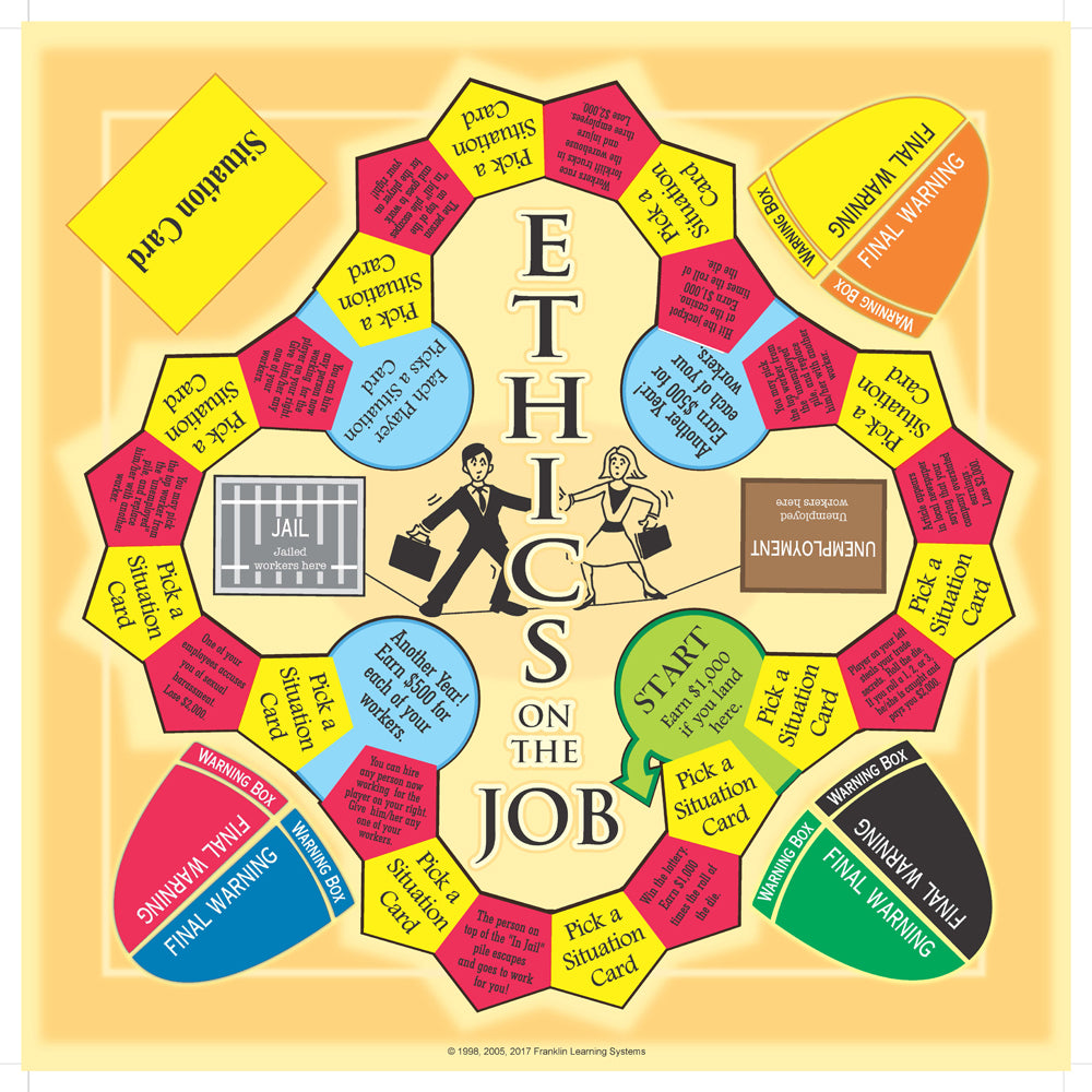 Ethics on the Job, Revised