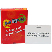 Roll A Role: An Anger Management Game Cards Only