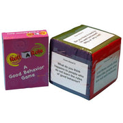 Roll A Role: A Good Behavior Game Cubes & Cards