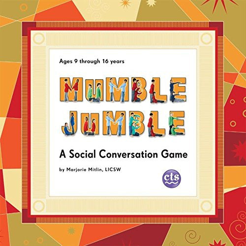 Mumble Jumble: A Social Conversation Game