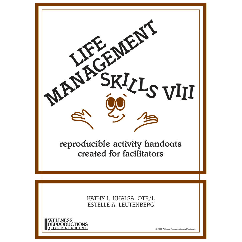 Life Management Skills VIII Book