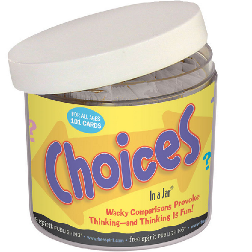 Choices In A Jar