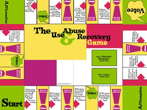 The Use, Abuse and Recovery Game