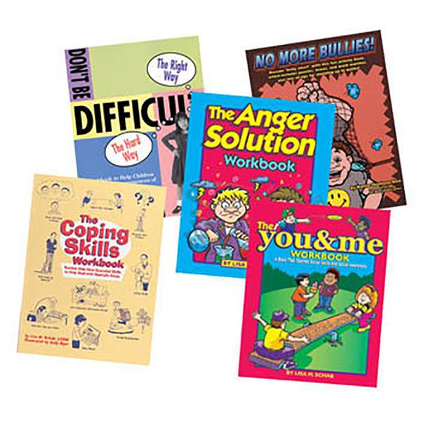The Counselor's Activity Books Series