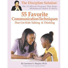 55 Favorite Communication Techniques Activity Book