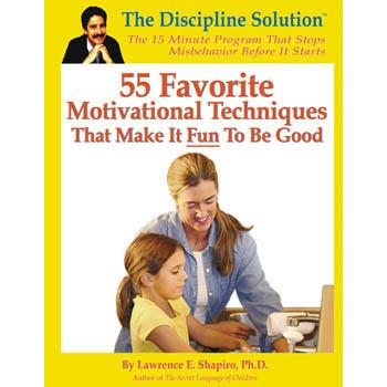 55 Favorite Motivational Techniques Activity Book