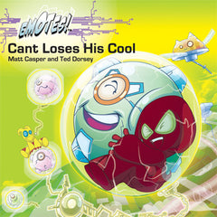 Emotes Book - Cant Loses His Cool: About Temper Tantrums