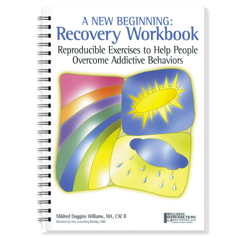A New Beginning: Recovery Workbook with CD