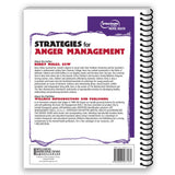 Strategies for Anger Management Workbook for Teens and Adults