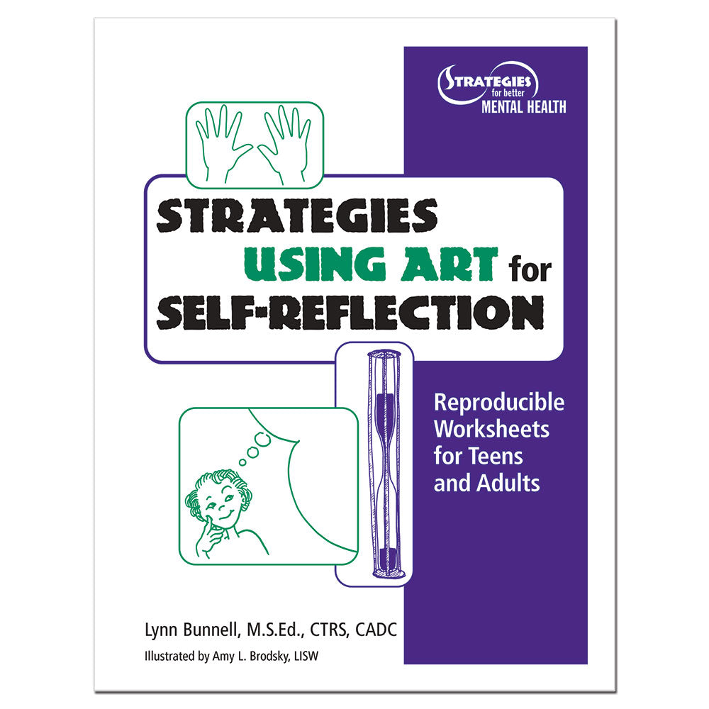 Strategies for Using Art for Self-Reflection Book