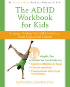 ADHD Workbook for Kids