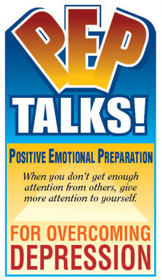 PEP Talks: Overcoming Depression