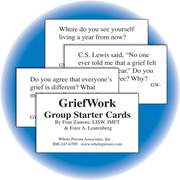 GriefWork Card Pack