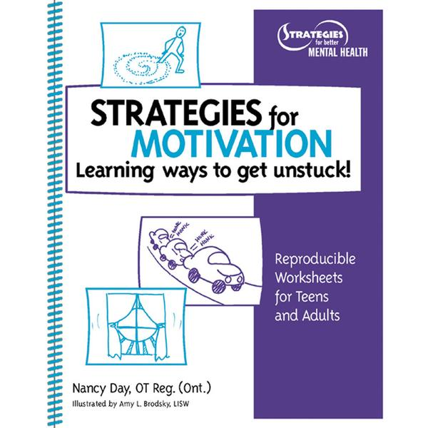 Strategies for Motivation: Learning Ways to Get Unstuck! Book with ...