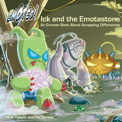 Emotes Book - Ick and the Emotastone