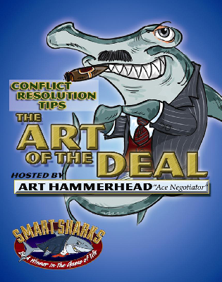 Smart Sharks: Art of the Deal: Conflict Resolution