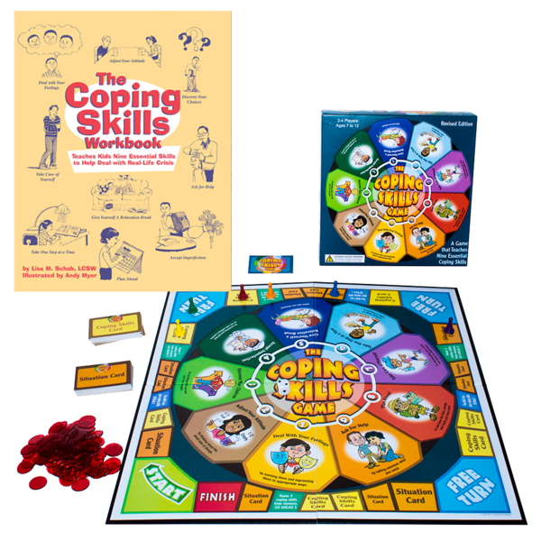 The Coping Skills Bundle