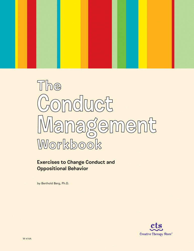 Conduct Management Workbook product image