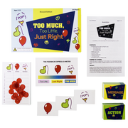 Too Much, Too Little, Just Right Communication Game, Revised