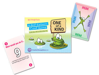 One of a Kind: Self-Esteem Game