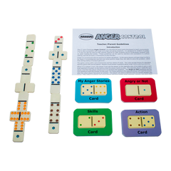 Play-2-Learn Dominoes: Anger Control