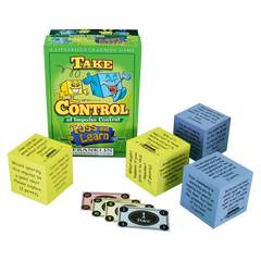 Toss and Learn Dice Games: Take Control of Impulse Control Game