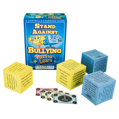 Toss and Learn Dice Games: Stand Against Bullying