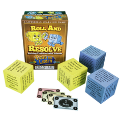 Toss and Learn Dice Games: Roll and Resolve