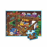 Friendship Farm Who is Being Responsible and Respectful? Puzzle