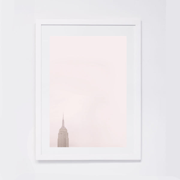 Fine Art Photography Print | NYC Empire State