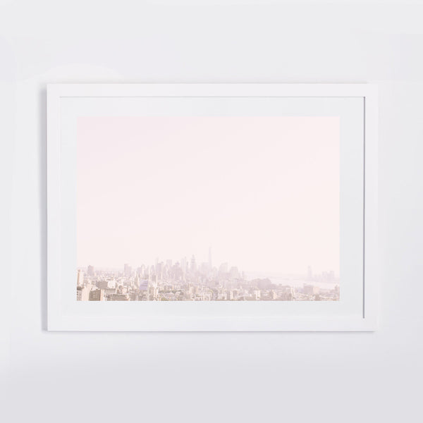 Fine Art Photography Print | NYC Pink