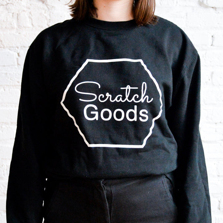 scratch goods sweatshirt