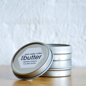 dark matter coffee eye butter