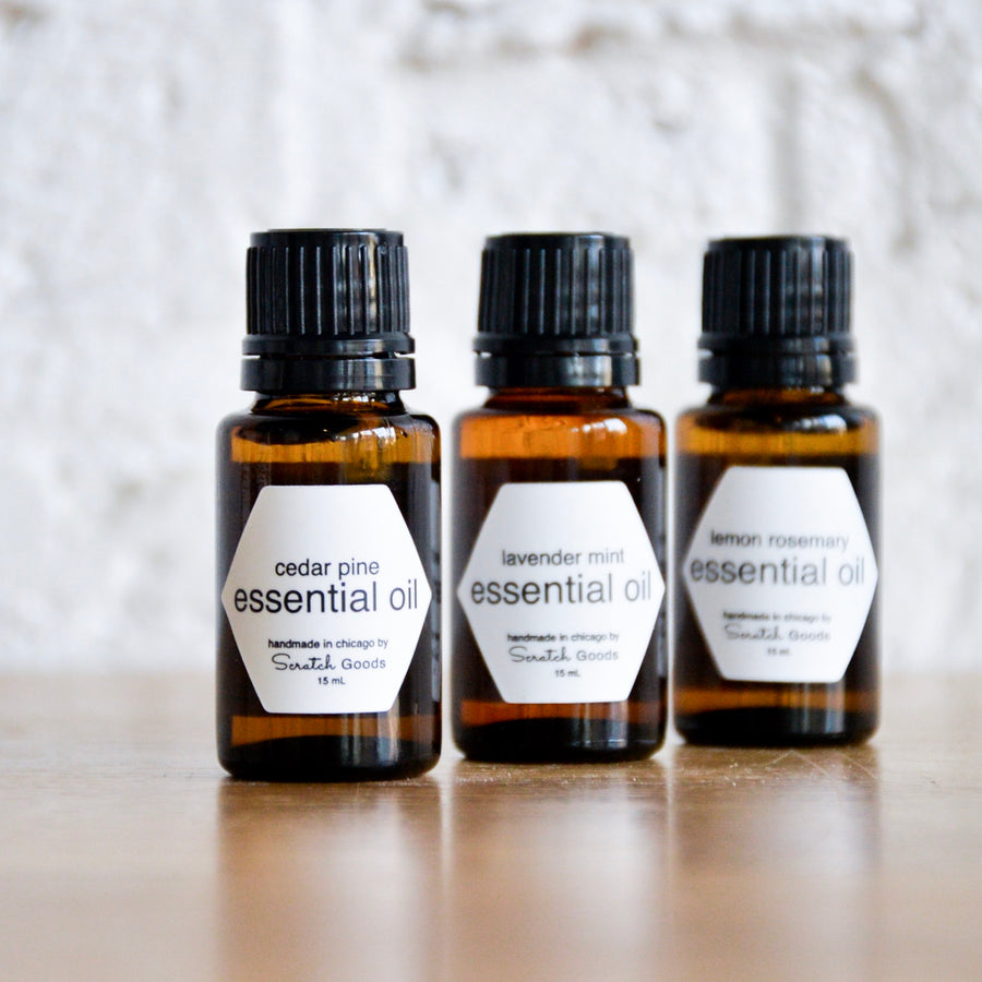 cedar pine essential oil