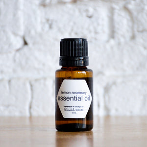 lemon rosemary essential oil
