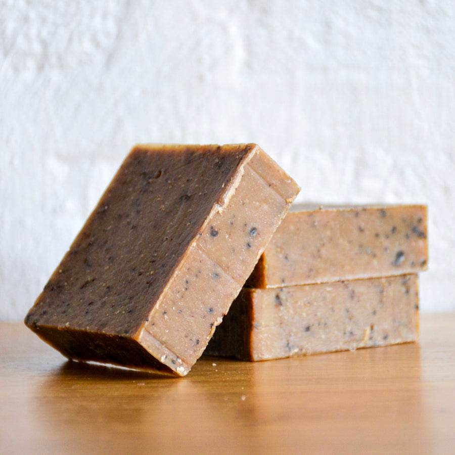 dark matter coffee soap