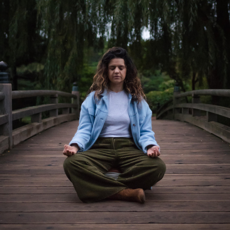 flow + meditate / tuesday 2.4 @ 6:00pm