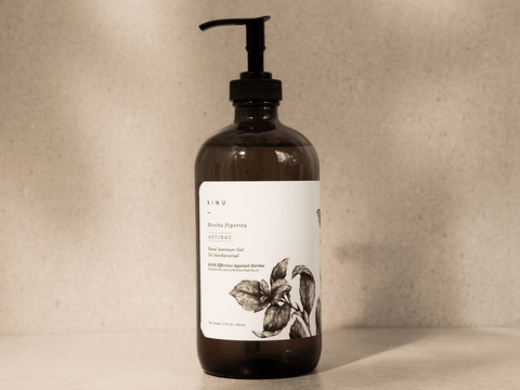 Mentha Piperita  / ANTIBAC / Hand-Sanitizer Gel