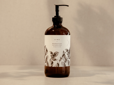 Menthamericana 500 ml / 16 oz (Hand soap)