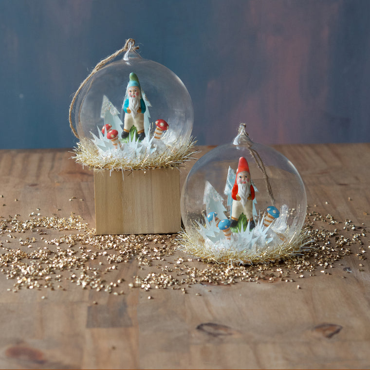 Gnome Dome Ornament