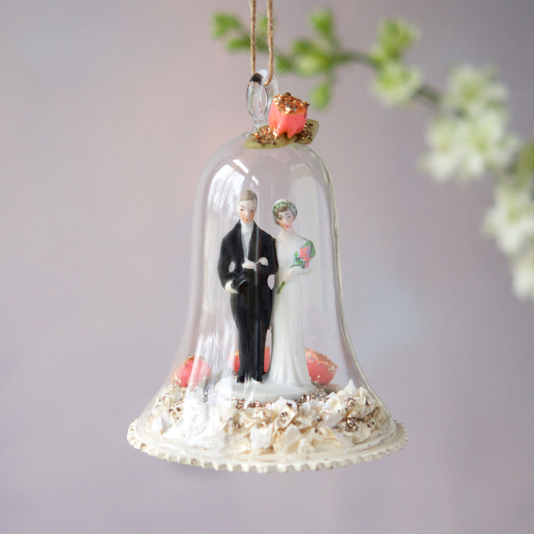 Wedding Dome Ornament