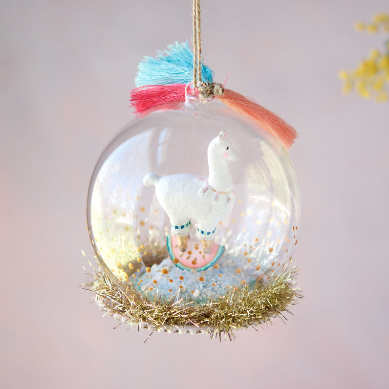 Lala Dome Ornament